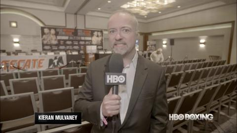 Matthysse vs. Kiram Interviews, Fight Preview (HBO Boxing News)