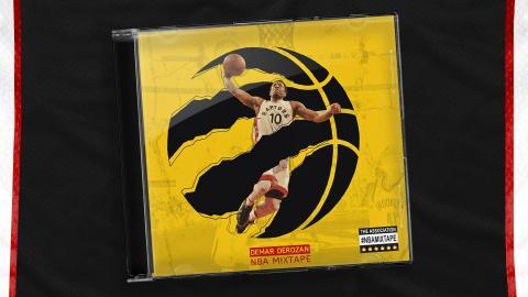 DeMar DeRozan NBA Mixtape: 2015-16 Season