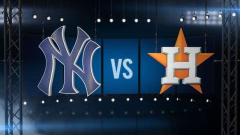 7/25/16: Yankees hang on for tight win over Astros
