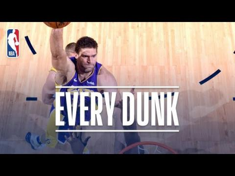 Andre Drummond, Joel Embiid, LeBron James and Every Dunk From Saturday Night | Dec 2, 2017