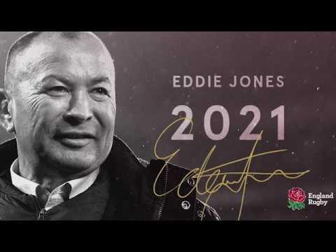 Jones excited by England potential