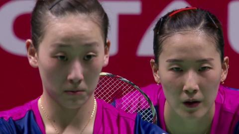 Badminton Unlimited | Moment of the Year – Korea's Sudirman Cup Victory