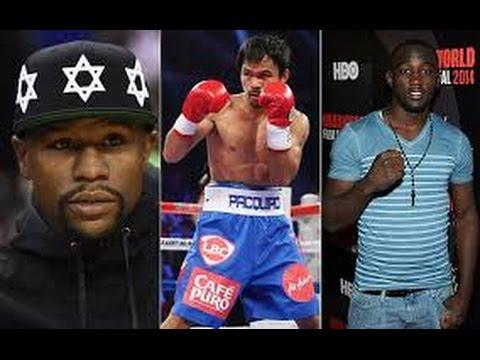 If Manny Pacquiao Can't Rematch Floyd Mayweather Then Bob Arum Wants Terence Crawford !! Great Fight