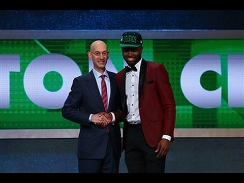 Boston Celtics Select Jalen Brown Third Overall in 2016 Draft