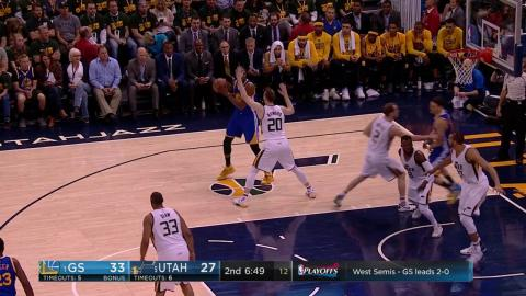 Kevin Durant Scores 38 PTS | Warriors pull away late in Game 3