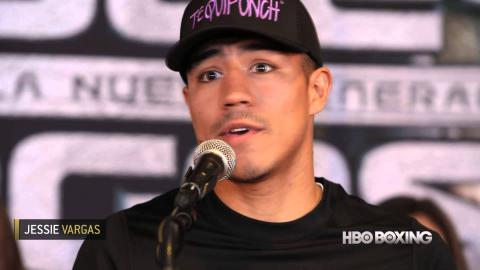 HBO Boxing News: Bradley-Vargas Final Press Conference
