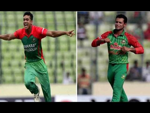 Bangla Cricket News,About BD Cricketer Taskin & Sunny's Bowling Action Test Report coming