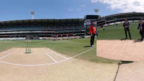 360: Pitch report at the 'G