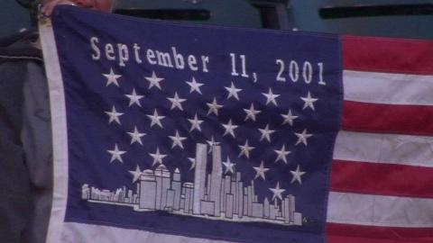 MIN@CWS: Molitor, Hunter remember 9/11