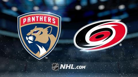 Canes snap four-game skid with 3-1 win vs. Panthers
