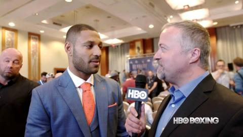 HBO Boxing News: Kell Brook Interview