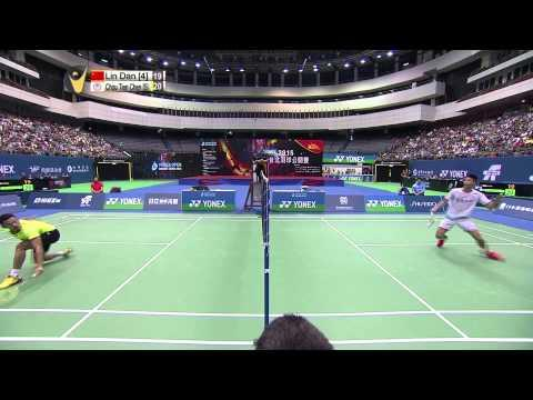 Play Of The Day | Badminton Semifinals - Yonex Chinese Taipei Open 2015