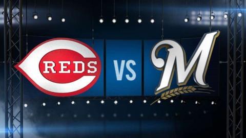 5/27/16: Brewers hit three home runs in 9-5 win