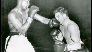 This Day In Boxing May 4, 1955 Robinson Beats Panter