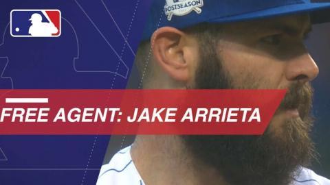 Arrieta stands tall as front-line free agent starter