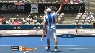 Best 2012 Tennis Points - Part 1 [HD]
