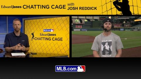 Reddick on why he picked Houston as a free agent