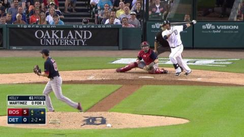 BOS@DET: J.D. Martinez belts his 30th homer of season