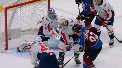 11/16/17 Condensed Game: Capitals @ Avalanche