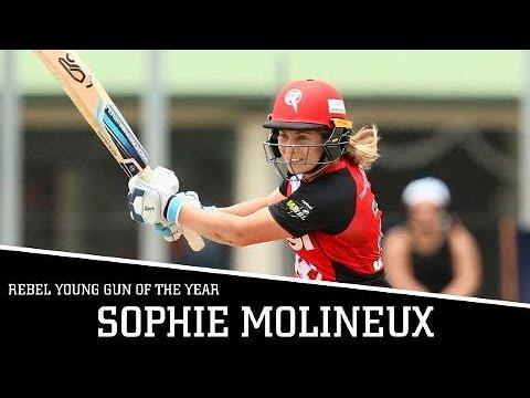Sophie Molineux: Rebel Young Gun WBBL|03