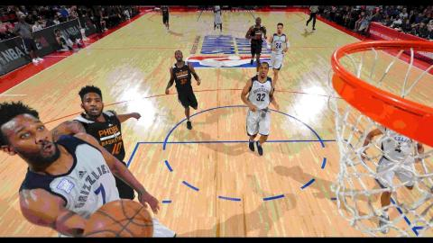 Full Highlights: Phoenix Suns vs Memphis Grizzlies, MGM Resorts NBA Summer League | July 13