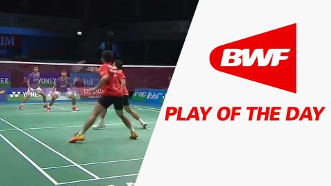 Play Of The Day | Badminton SF – Yonex Sunrise Indonesian Masters 2015