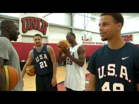 Best of Phantom: USA Basketball Mini Camp Day 1