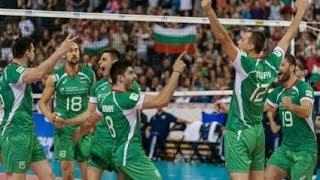 Volleyball USA - Bulgaria World League Part1 22.6.2014 (4th Match)