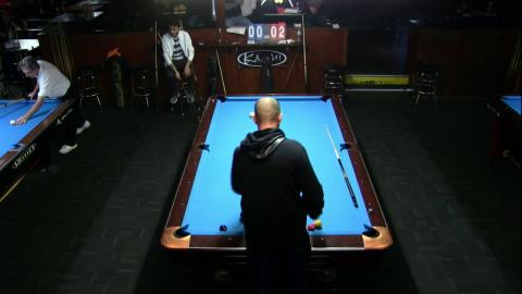 Donnie Mills VS  Mubarak Suliman 2018 Sunshine State Pro Am 9 Ball at Strokers Billiards