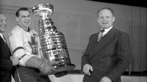 Memories: Toronto wins their third consecutive Cup
