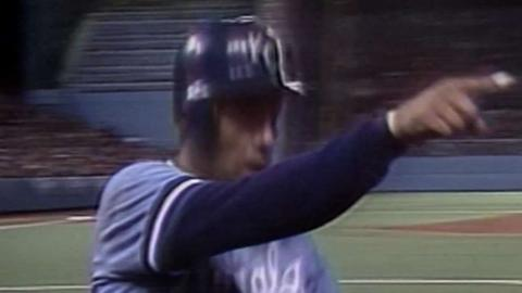 1985 ALCS Gm6: Brett's homer gives Royals the lead
