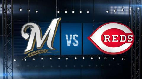 7/5/15: Jungmann leads Brewers to eighth straight win