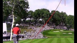 Golf ProTracer Compilation - 2014 British Open PGA Championship Ryder Cup