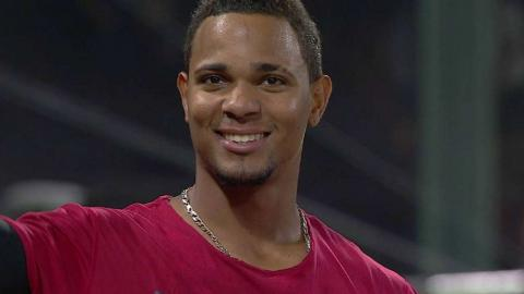 DET@BOS: Bogaerts on getting back in the win column