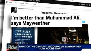 Analysts, Boxing Legends Dispute Floyd's 'TBE' Claim