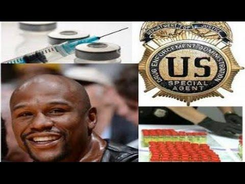Floyd Mayweather Was Allowed Illegal IV Substance Use The Day Before The Manny Pacquiao Fight !