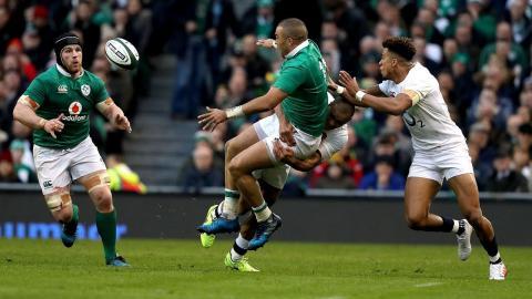 First half highlights: Ireland v England   RBS 6 Nations