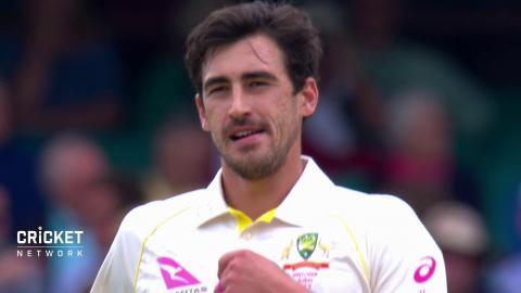 Aussie quicks' frightening bouncer barrage