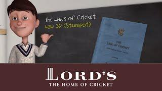 The Laws Of Cricket With Stephen Fry | Stumped