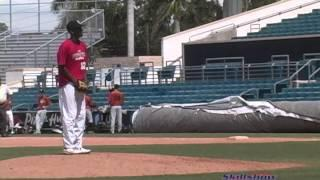 Watch #NFLDraft2015 #1 Pick, Jameis Winston As HS Baseball Prospect