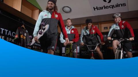 Harlequins go to the Extreme for Big Game 9