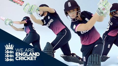 #Go Boldly | ICC Women's World Cup 2017
