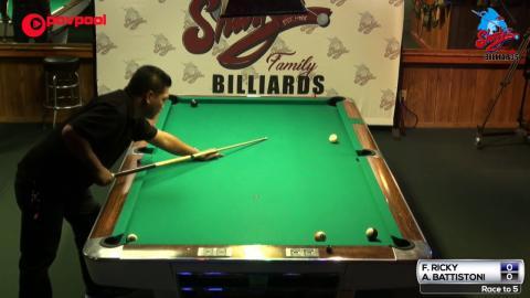 "#6 - Aaron BATTISTONI vs 'Filipino' RICKY - ""The Tiger 8-BRAWL!"""