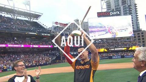 Stanton hace historia con su prodigioso poder #AQUI