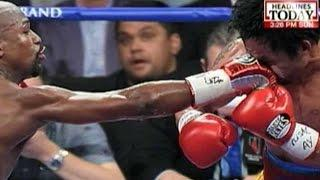 Floyd Mayweather Remains Unbeaten In Professional Boxing