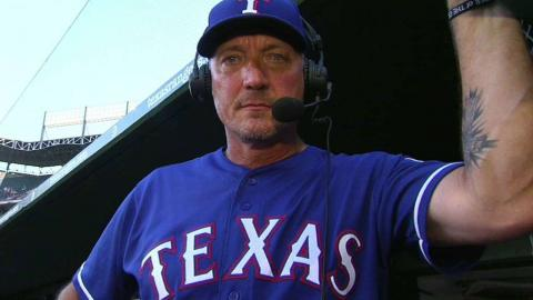 CIN@TEX: Banister discusses injuries to the rotation