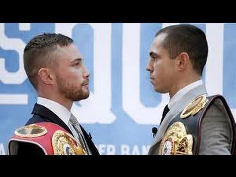 Carl Frampton vs Scott Quigg Fight Prediction Breakdown Analysis !! IBF WBA 122lb Unification Bout