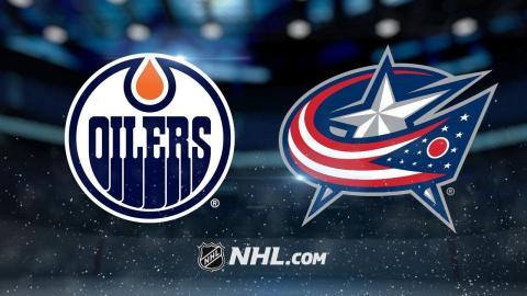 McDavid powers Oilers past Blue Jackets, 7-2