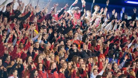 Schools' Cup Finals | Behind the Scenes