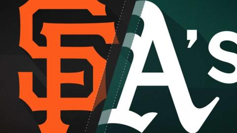 8/1/17: Three homers power Giants to a 10-4 victory